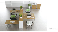 Call center workstation & office partition /office partition