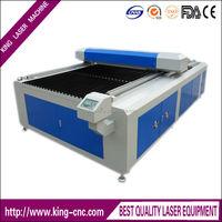 enjoying reputation for many years high engraving speed KING 1325 CNC Laser Engraving Machine Price
