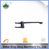 Bus transmission parts shift fork, gear shift fork