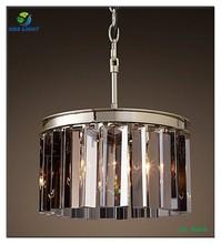 Large crystal hanging pendant lamp/alibaba express crystal pendant light