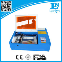 High Precision Small Wood Laser Cutting Machine by CE