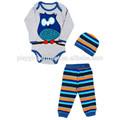 Grossista china importação roupa do bebê carter pgpk- 0267
