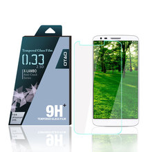 special custom design for LG G2 tempered glass film screen guard