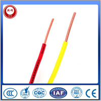 online wholesale various color oxygen-free copper building electric wire