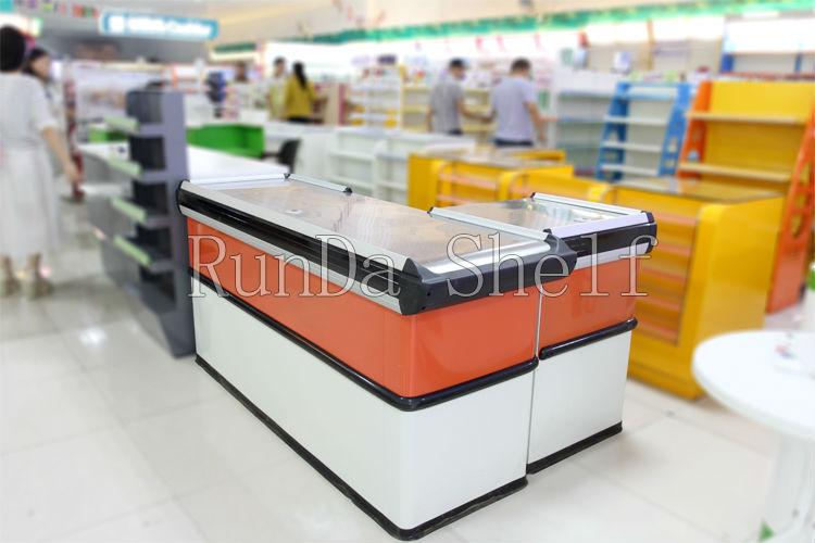 Checkout Counters (8)