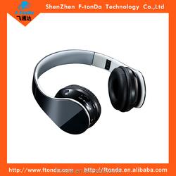 Portable wireless bluetooth headphone