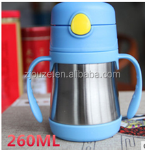 2015304 201stainless steel double wall vacuum flask thermos water bottle for kids