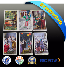 Brand new type cheap hot sale plastic playing cards for entertainment