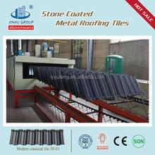 Metal roof tile/Metal roofing in Shandong
