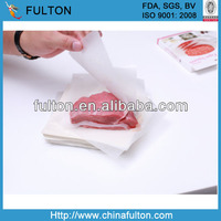 Multifunction Colored Wax Paper For Meat Wrapping