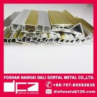 aluminum tile trim/aluminum carpet trim/aluminum flooring trim