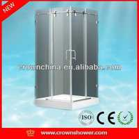 Luxury Steam Shower Room,Shower Bathroom new-style wall hung stainless steel wall-hung semicircle wash basin/sink
