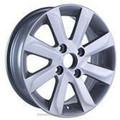 Populaire conception et la meilleure qualité 15 polegada acier roues ( ZW-HT158064 )
