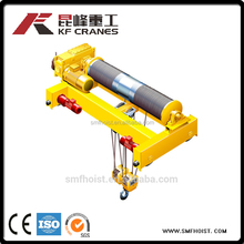 high quality 50 ton crane machine used electric open winch