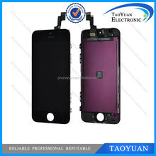 lcd display for iphone 5s China spare parts for iphone 5s