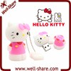 wedding gift 2016 cartoon pen drive usb flash drive Hello Kitty