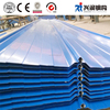 colored metal roofing prices