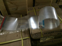 Good quality transparent film / PET film for packaging and printing industry