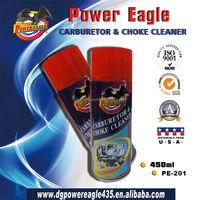 Car Maintaince Carburetor Cleaner Choke Carb Master PE