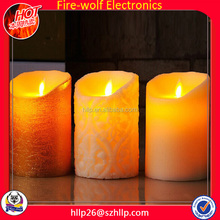 supply china candle halloween novelty candles wax for decoration