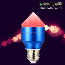 interesting new products Bluetooth epistar chip 10w cob led corn light,Free APP