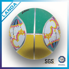Mini Basketball Toy Bouncing Ball for School