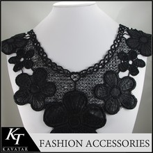 Crochet Embroidery Designs Collar/Ladies Saree Blouse Collar Design/Embroidery Neckline For New Dress