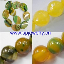 Naural Yellow Beads, round 6-14mm, other shape avaliable