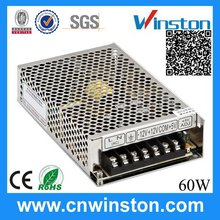 T-60D 60W 24V 0.5A contemporary hotsell led constant voltage power supply