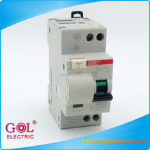 DS941 plastic 6-40A Residual Current Circuit Breaker rcbo
