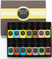 OEM/ODM 100% Natural Pure Essential Oil,aromatherapy gfit set