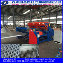 Construction Reinforcing Welded Wire Mesh Machine Price