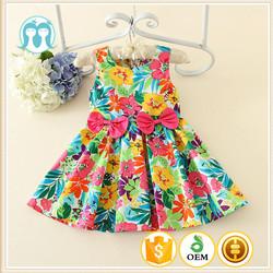 Flower girls cotton summer dress,designer kurtis for girls , latest dress designs for kids