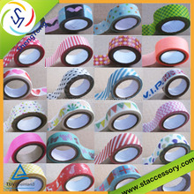 Over 200 patterns china japanese washi tape wholesale,DIY rice paper tape japanese masking tape