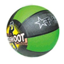 new style basketballs with hand print
