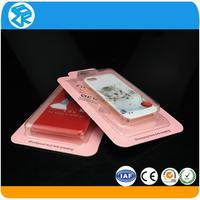 Hot sale high quality cell phone case clamshell blister packaging