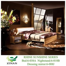 China Modern High Gloss Bedroom Furniture