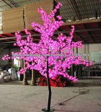 2m árbol de iluminación al aire libre