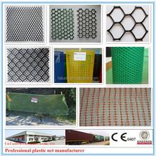 HDPE plastic fence---professinal plastic net manufacturer