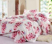 rose flower bedding set