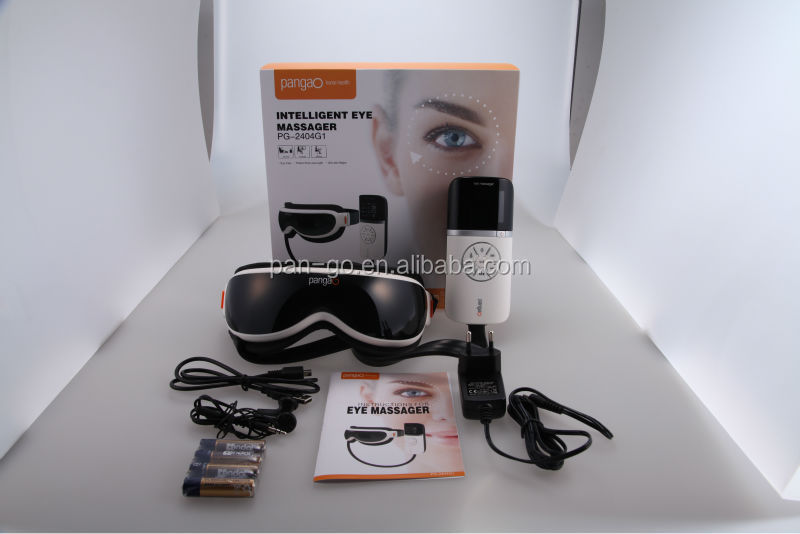 FDA,CE approval pangao vibrating eye massager as seen on tv