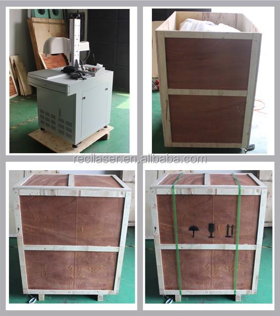 3d Economic Desktop Fiber Laser Marking Machine For Sales