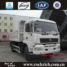 10CBM Dongfeng camión volquete 4x2