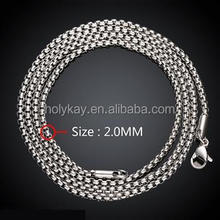alloy necklaces chains, wholesale necklace chains in china