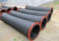 Oil resistant Industrial rubber suction hose