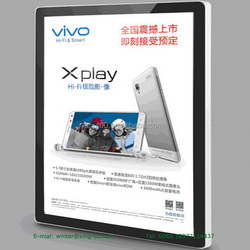 A1 Standard size of ABS plastic injection advertising picture frame