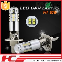 2015 new products led fog lamp 80W C R EE-XBD led 880 881 H1 H3 LED Fog light Bulb H1 car fog light