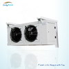 Refrigeration blower coils/ evaporator with electric defrosting