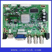 LCD controller board AV6M16 BNC