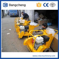 hot sales /gasoline concrete ROAD CUTTER/we are manufacture